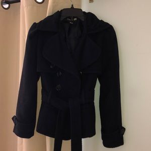 Forever 21 women's size small pea coat